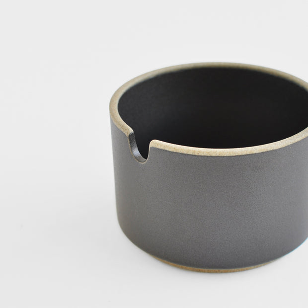 Sugar Pot in Black