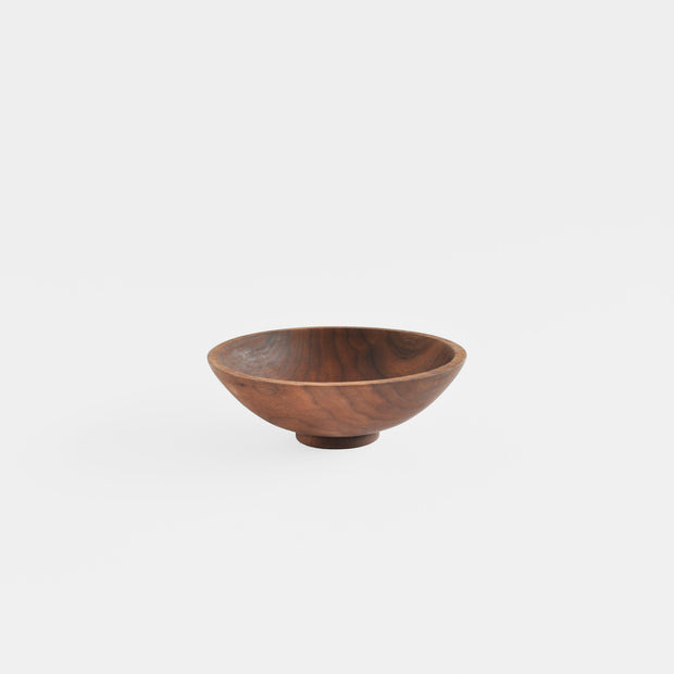 Cereal Bowl in Walnut