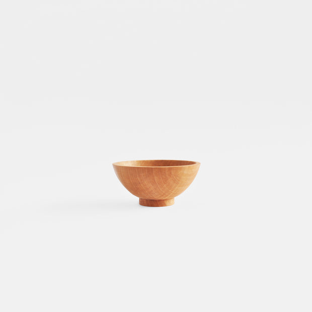 Small Round Bowl in Maple