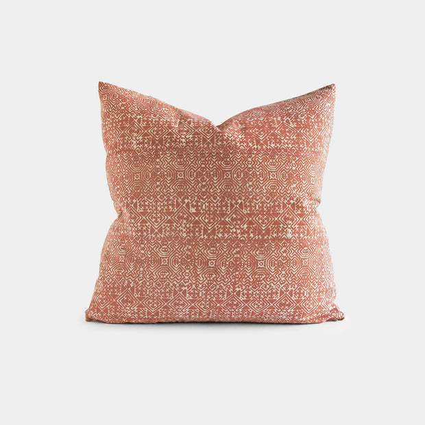 Alang Pillow in Coral