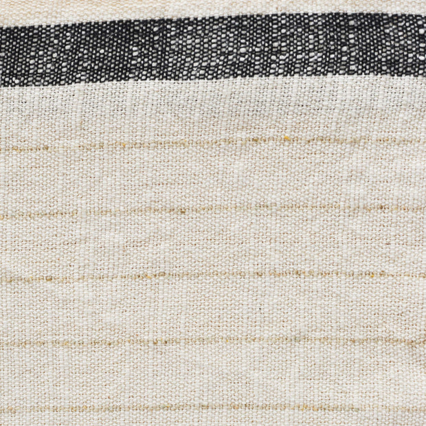 Ipek Towel in Charcoal