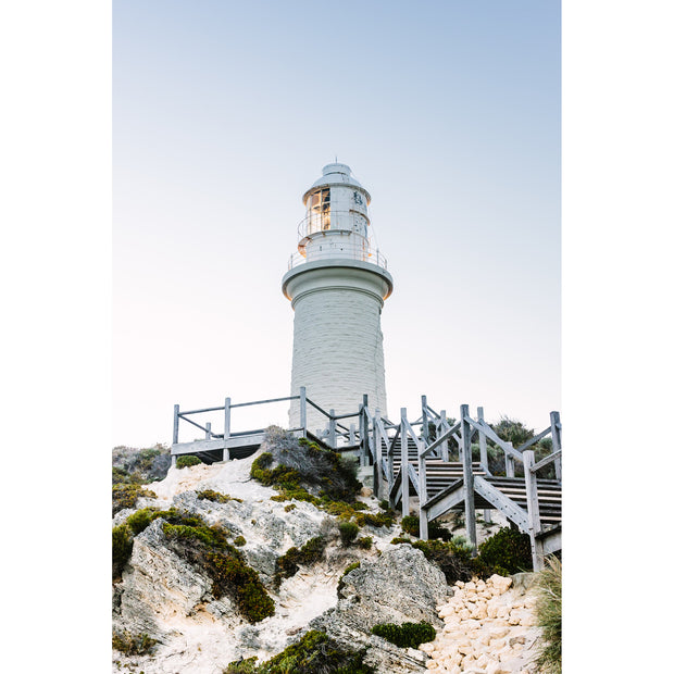 Bathurst Lighthouse 1, Rottnest Island By Denise Rix