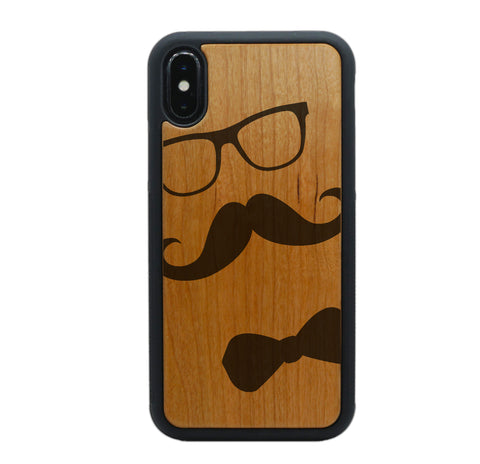 "Coque ""Gentleman"""