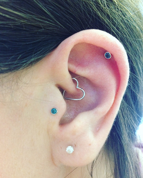 Daith Piercing & Vagus Nerve Stimulation For The Mind