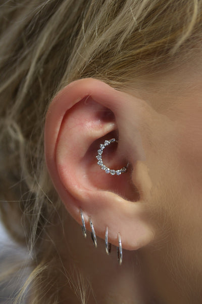 Daith Piercings For Migraines in Burgess Hill - A Near Miraculous Solution  For Sufferers!