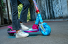 Inspire Your Imagination with the New Disney Frozen II Kids Folding Electric Scooter