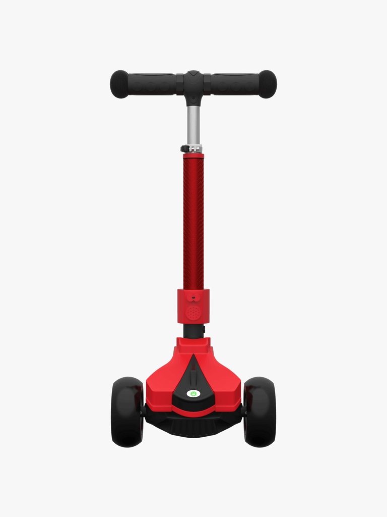 Jetson Saturn Kick Scooter with Lean-to-Steer Technology