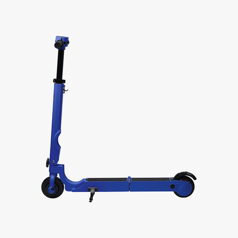 E-Pocket Folding Electric Scooter Blue