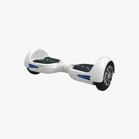 V6 Hoverboard White