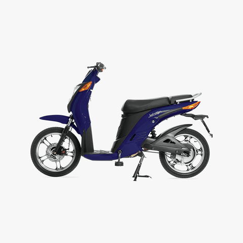Gen 1 Electric Bike Midnight Blue