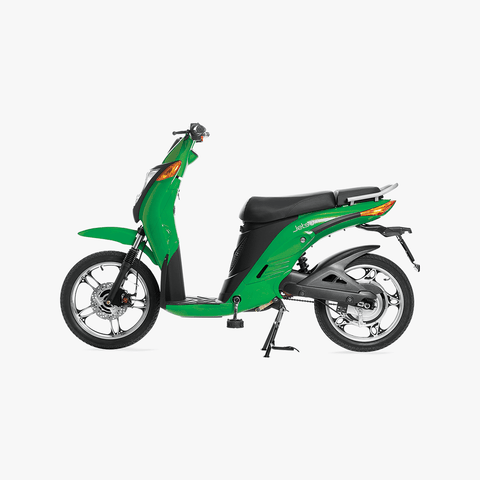 Gen 1 Electric Bike Hunter Green