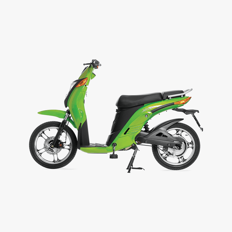 Gen 1 Electric Bike Lime Green