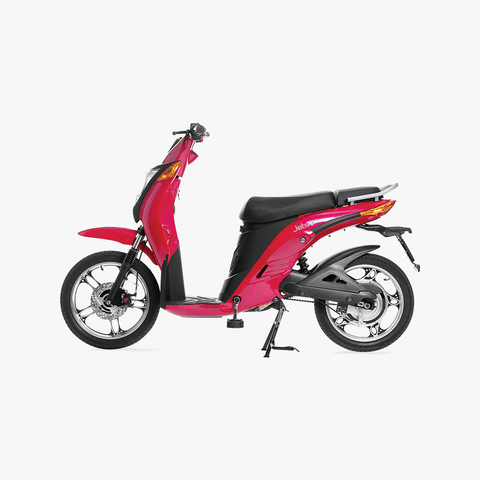 Gen 1 Electric Bike Magenta Pink