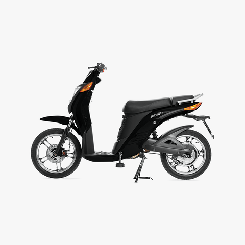 Gen 1 Electric Bike Matte Black