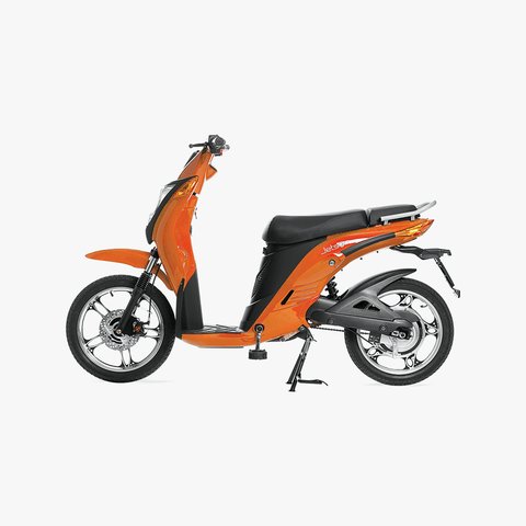 Gen 1 Electric Bike Orange