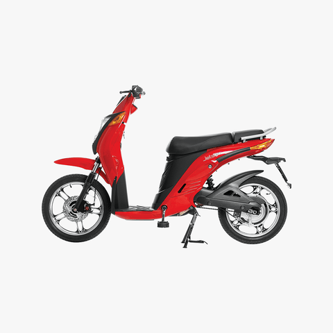 Gen 1 Electric Bike Red