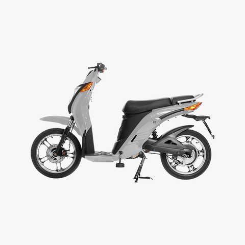 Gen 1 Electric Bike Silver
