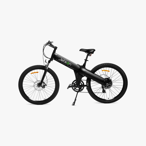 MTB Electric Bike Matte Black