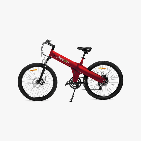 MTB Electric Bike Red