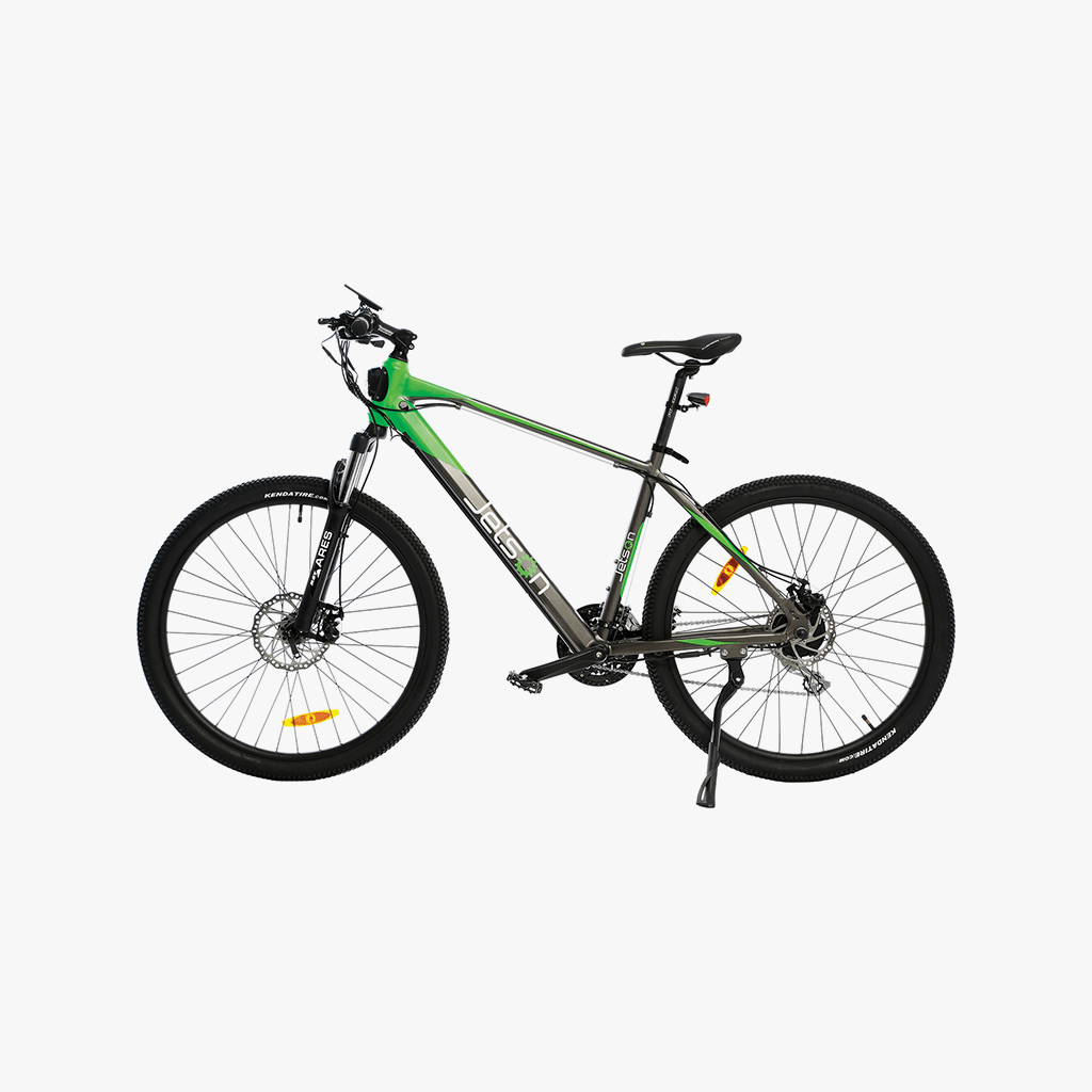 Jetson Adventure Electric Mountain Bike Pedal Assist