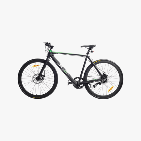 Arrow Electric Bike Black/Green
