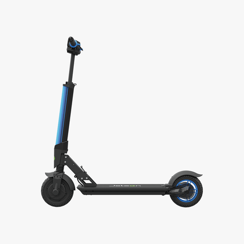 Beam Folding Electric Scooter Black/Blue