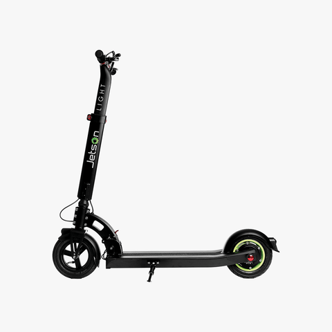 Breeze Light Folding Electric Scooter Black