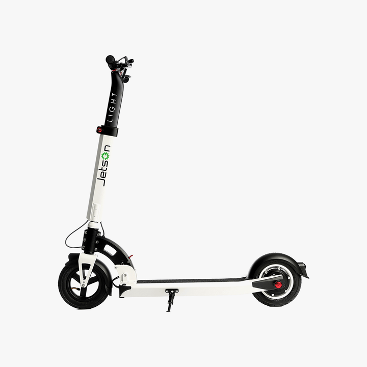 Folding Electric Scooter >> Jetson Breeze Light Folding Electric Scooter Jetson Electric Bikes