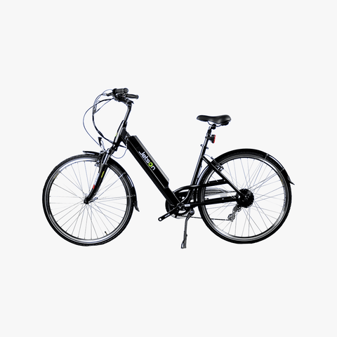 Cruiser Electric Bike Black