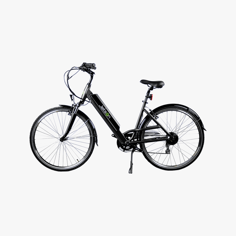 Cruiser Electric Bike Gunmetal