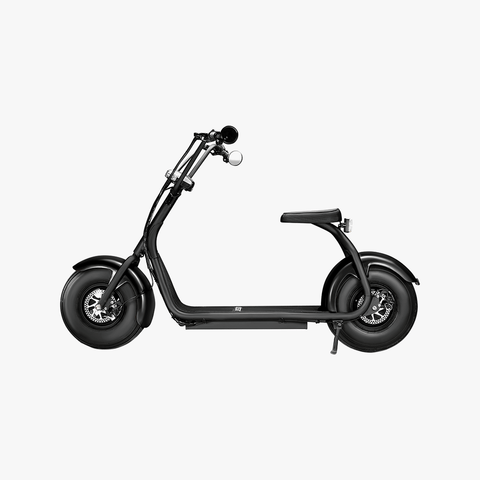 Fatboy Electric Bike Black