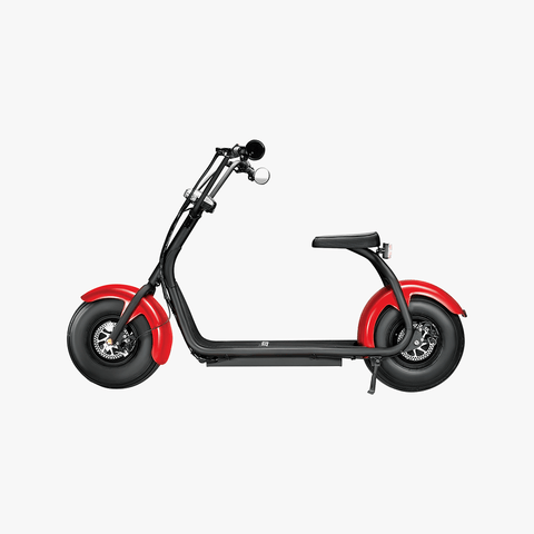 Fatboy Electric Bike Red