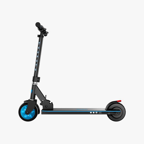 Glow Kids Electric Scooter Blue