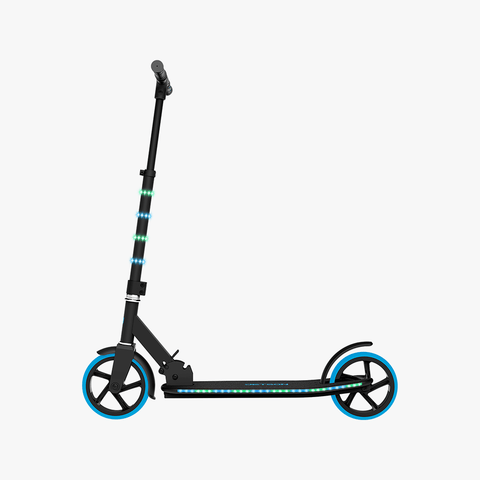 Helix Kick Scooter Blue