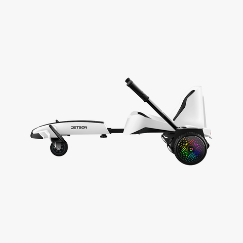 Impulse Jetkart Combo White