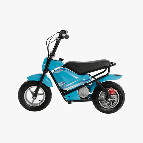Jetson Jr. Electric Bike Neon Blue