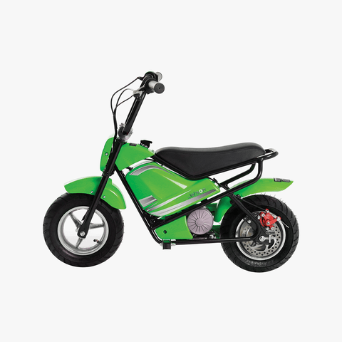 Jetson Jr. Electric Bike Neon Green
