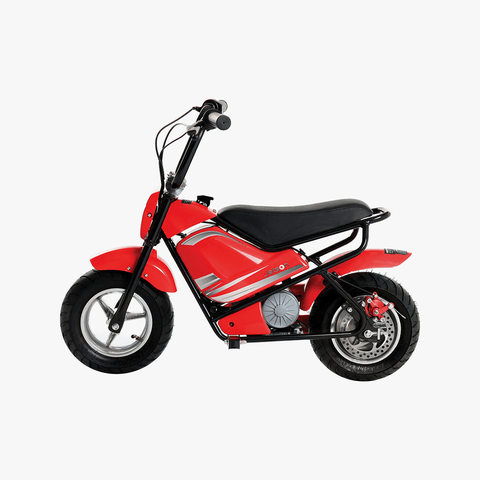 Jetson Jr. Electric Bike Dark Red