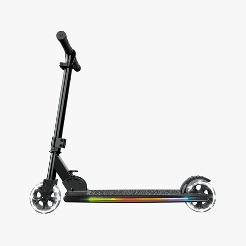 Mars Folding Kick Scooter Black