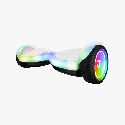 Plasma Luminous All-Terrain Hoverboard Black