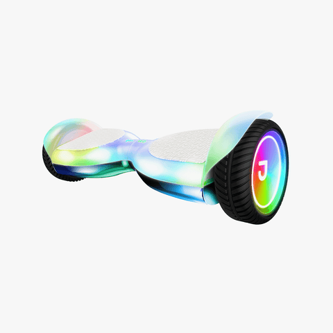 Plasma Luminous All-Terrain Hoverboard Iridescent