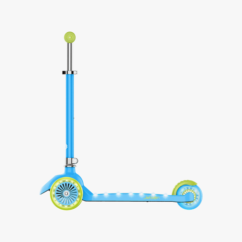 Pixel Kick Scooter Blue
