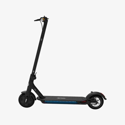 Quest Folding Electric Scooter Black