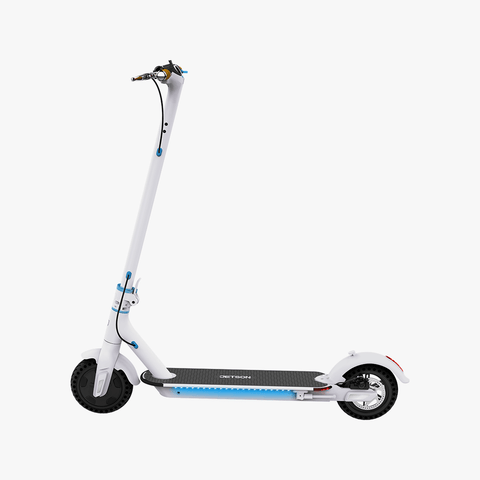 Quest Folding Electric Scooter Lilac White