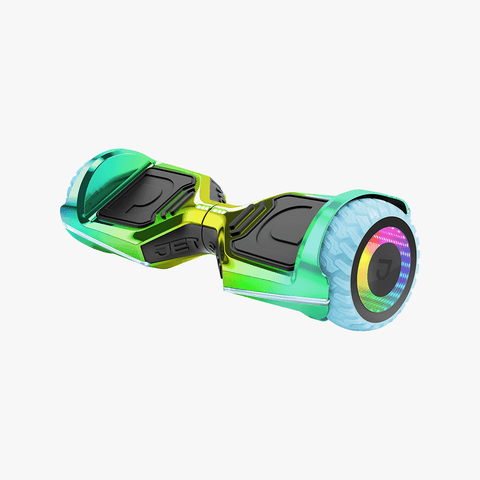 Rave Hoverboard Iridescent