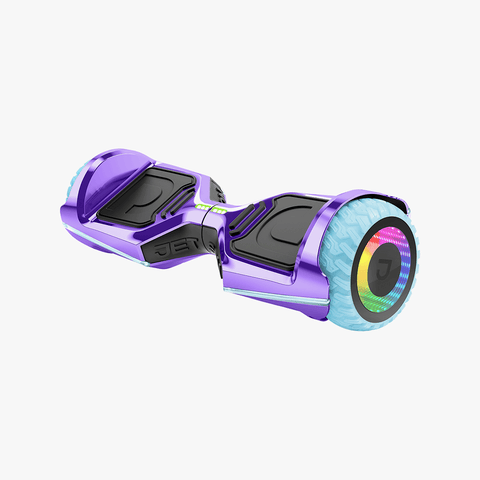 Rave Hoverboard Purple