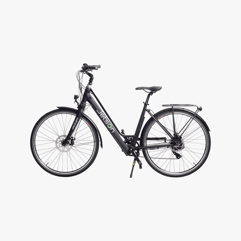 Journey Electric Bike Black/Silver