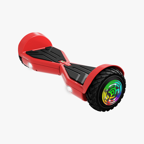 Rogue Hoverboard Red