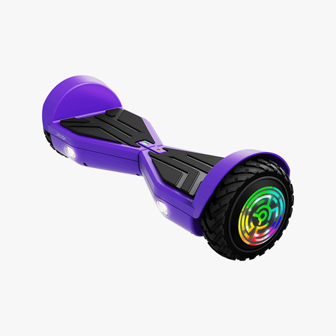 Rogue Hoverboard Purple
