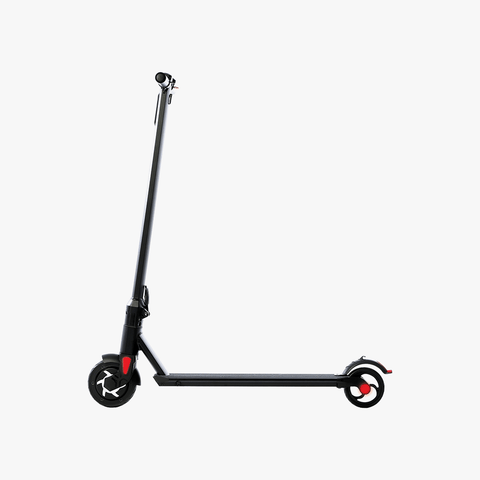 Slate Folding Electric Scooter Black